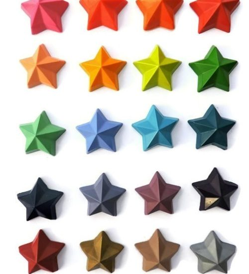 star-crayons