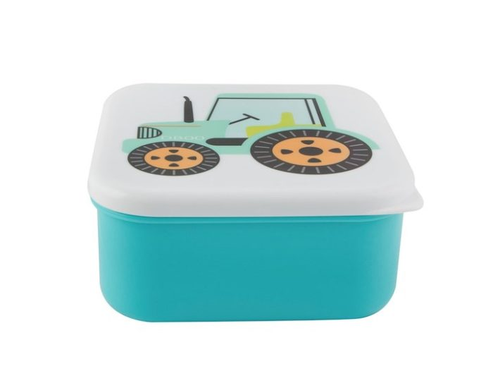 MEA278 Tractor Lunch Box