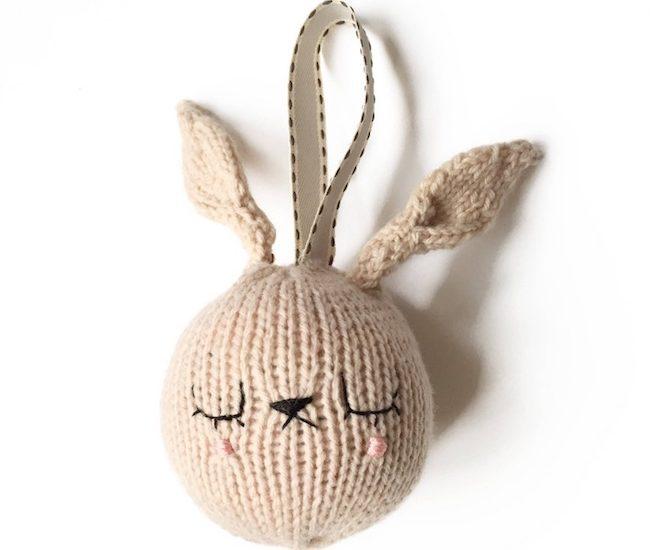 bunny rattle