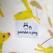 Panda & Ping label image