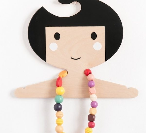 Kids clothes hanger CH3 at1