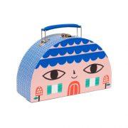 Double face suitcase set S