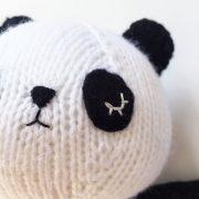 archie panda face
